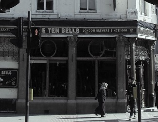 The Ten Bells Ghost
