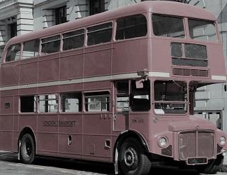 Haunted Bus London